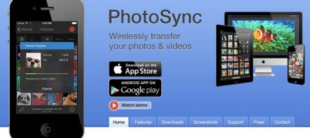 PhotoSync: Simplify Your Image Acquisition and Organization